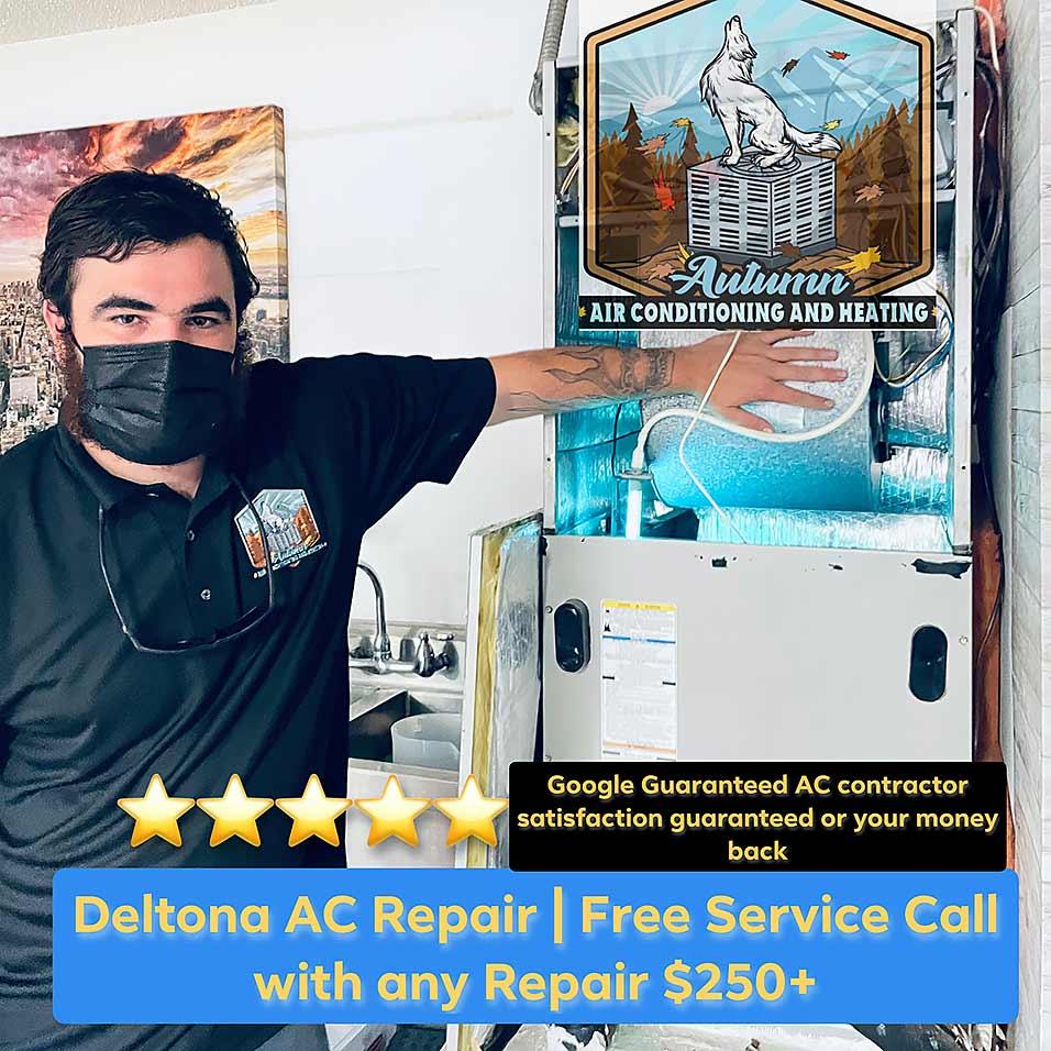 Deltona AC Repair